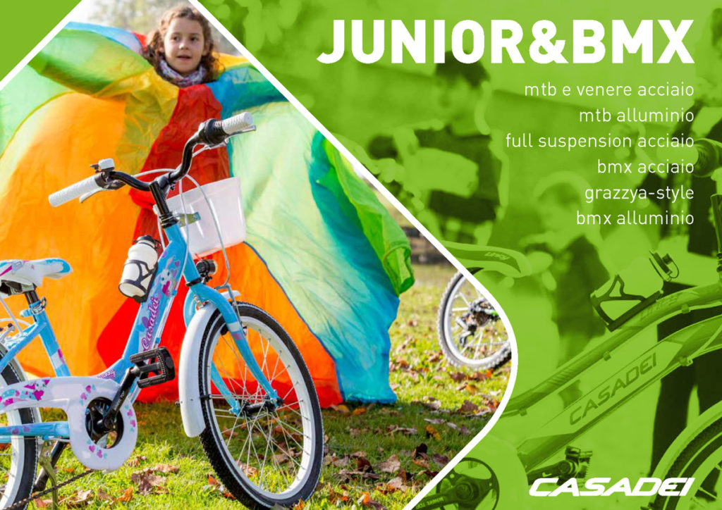 JUNIOR & BMX Casadei 2017/18