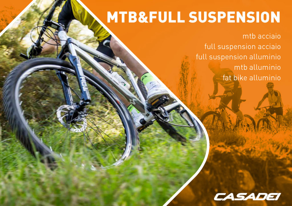 MTB & Full Suspension Casadei 2017/18