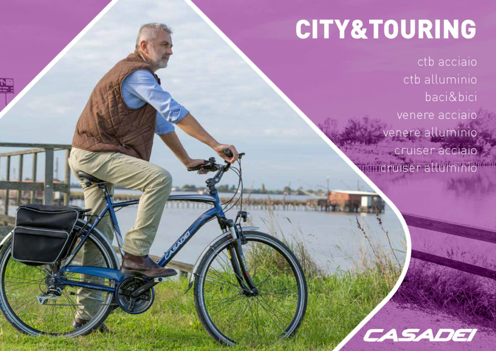 CITY & TOURING Casadei 2017/18