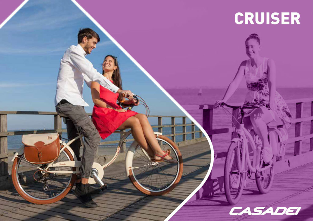 CITY & TOURING Casadei 2017/18 - CRUISER