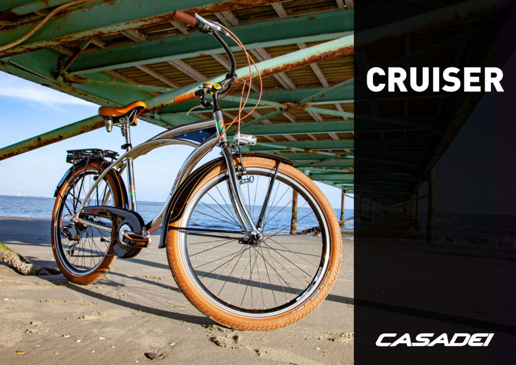 CITY & TOURING Casadei 2020/21 - CRUISER